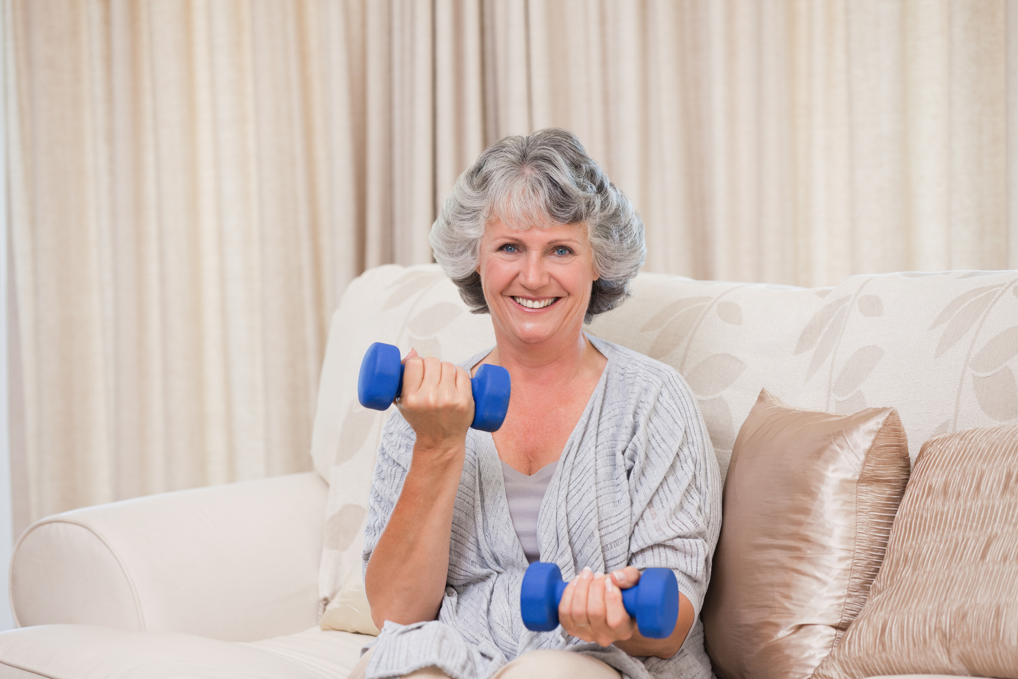 Exercise in assisted living