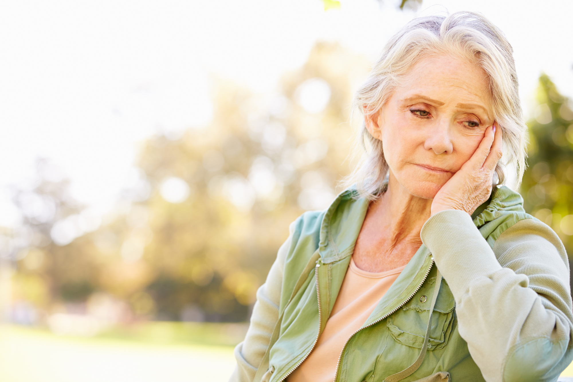 avoid depression in seniors
